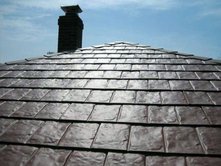 Anti-Theft Roof Coating