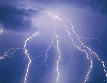 Image of lightning