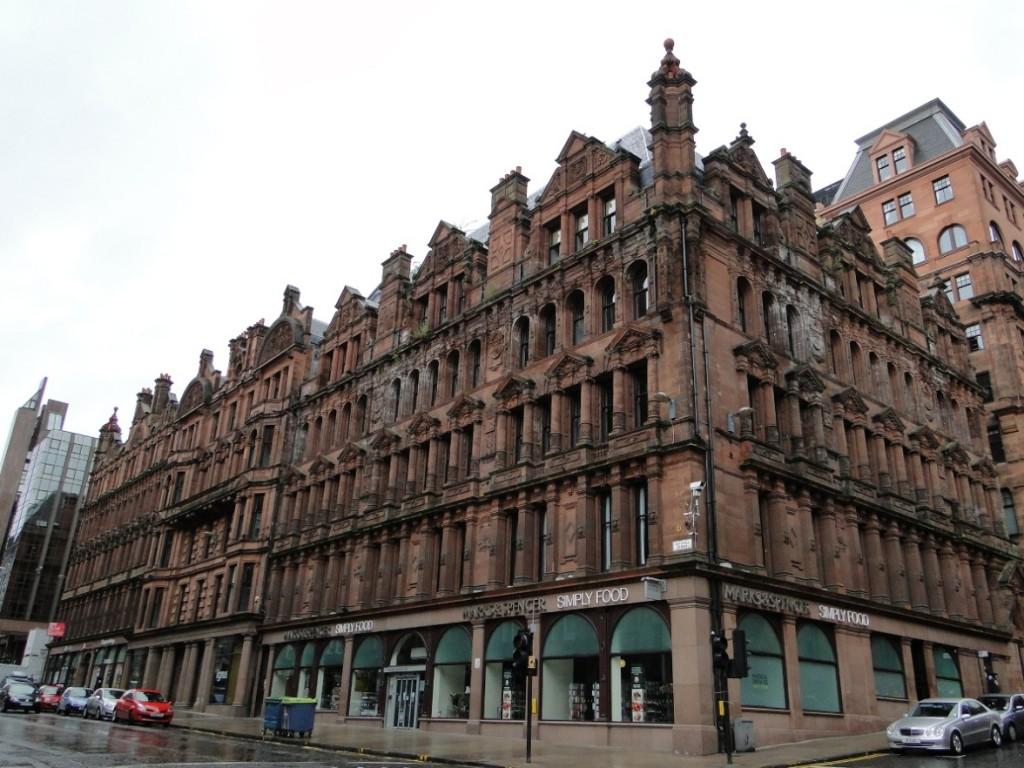 Glasgow Corner