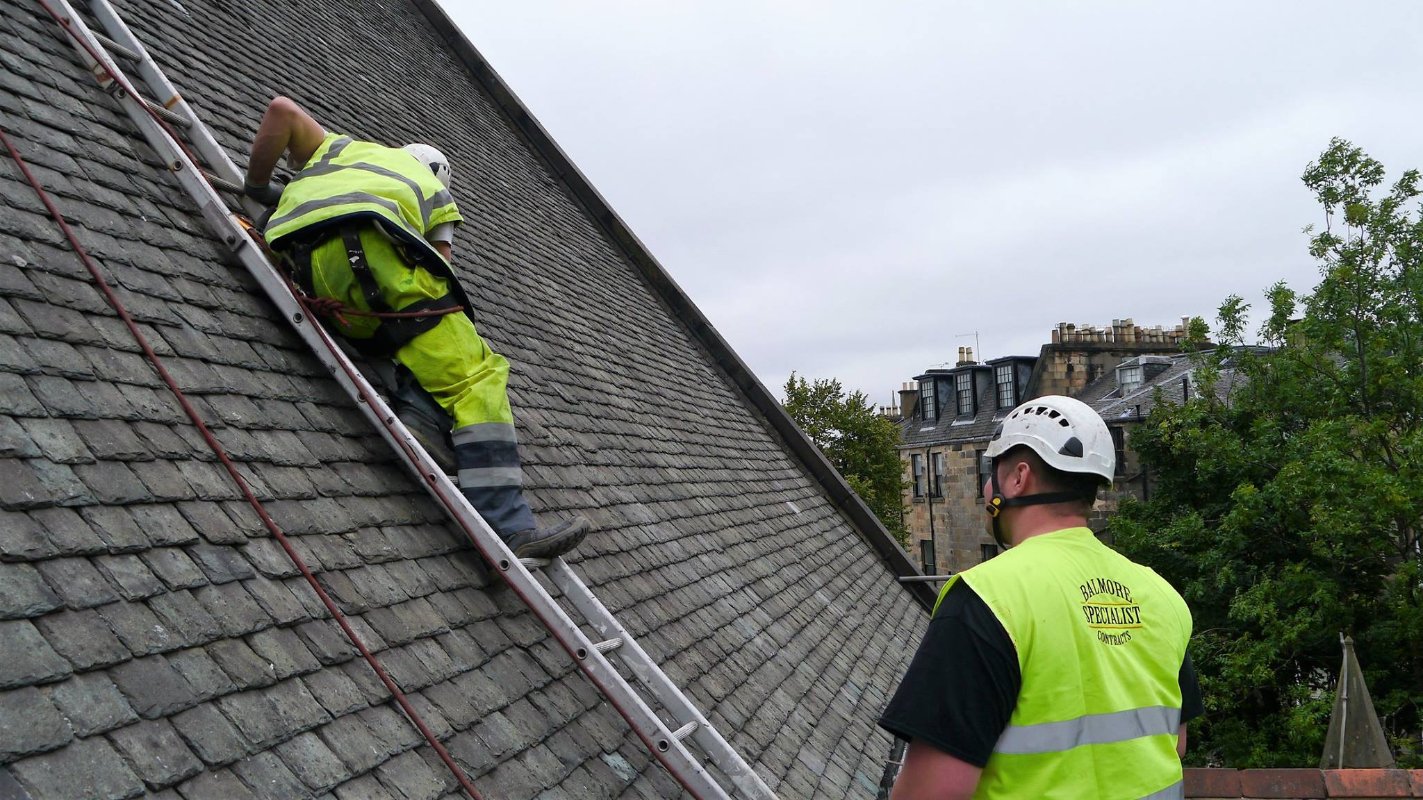 Glasgow Roofer Specialist  All Roofing Services & Repairs in