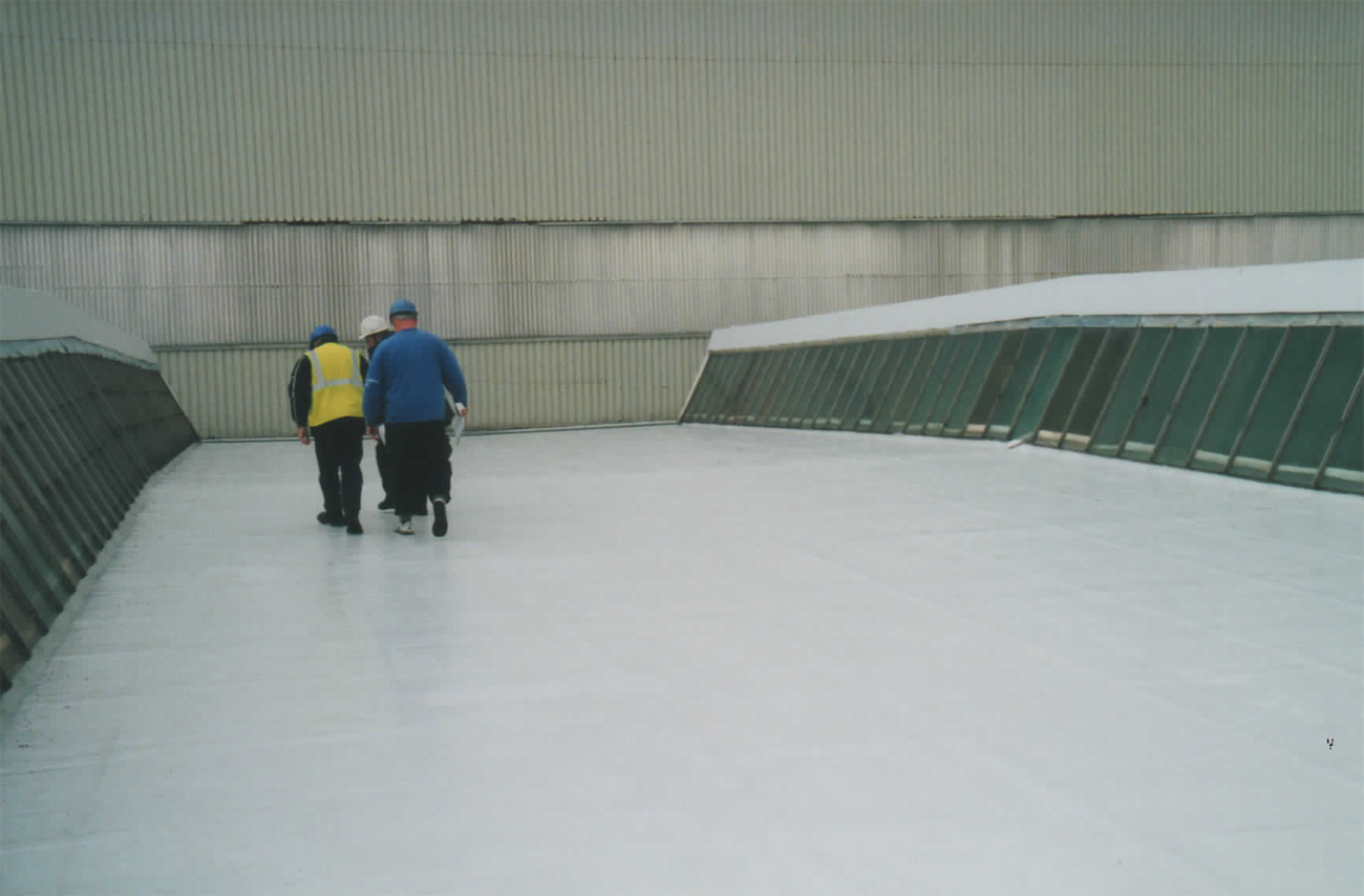 Glasgow Flat Roof Fitting