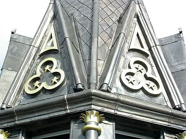 decorative lead work in Glasgow
