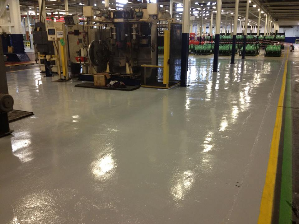 non slip coating Glasgow