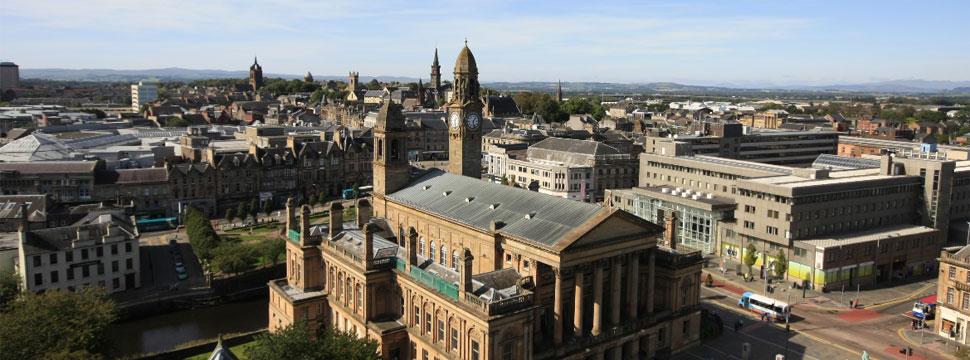 historic building restoration in Glasgow