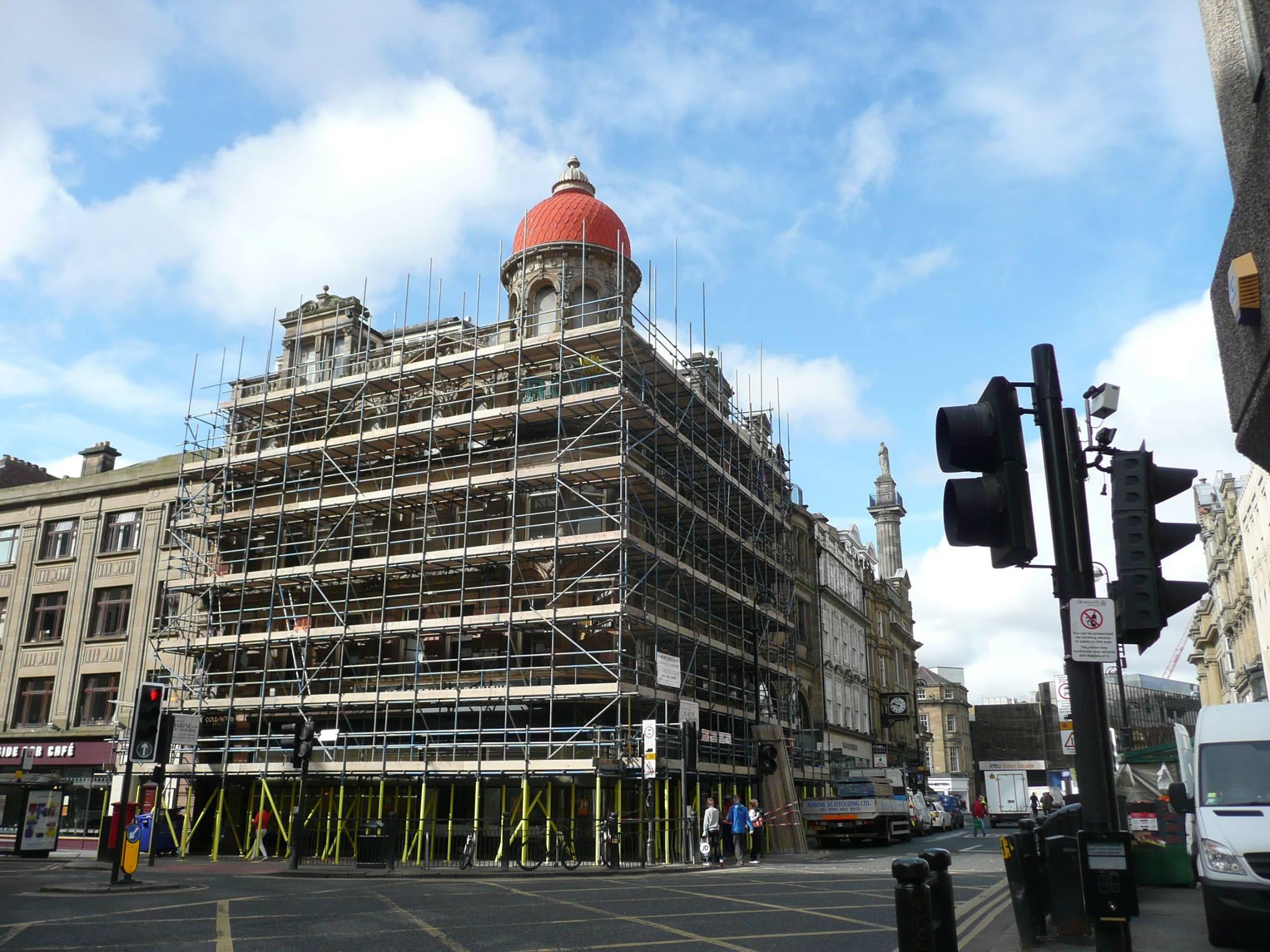 Building Restoration Experts