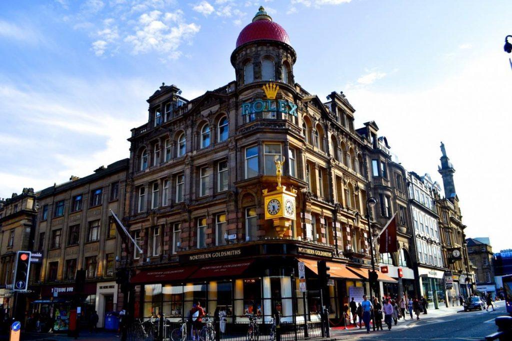 Glasgow building stonework repairs