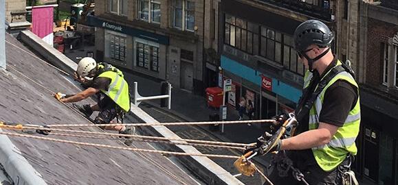 emergency building repairs glasgow