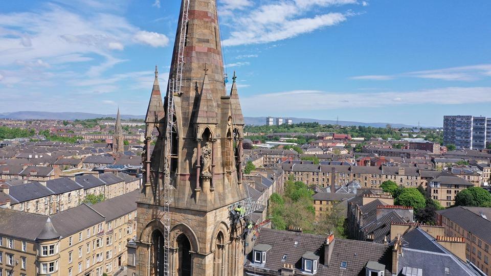 Glasgow stonemasons services